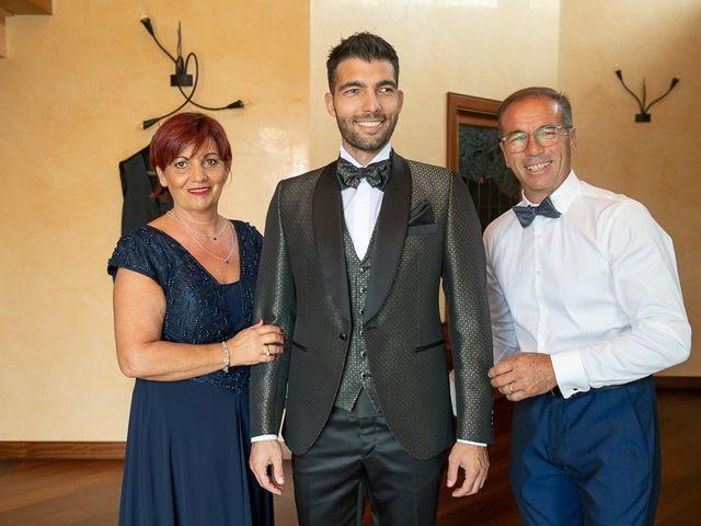 Il matrimonio di Nicolò e Sara a Roccafranca, Brescia 22