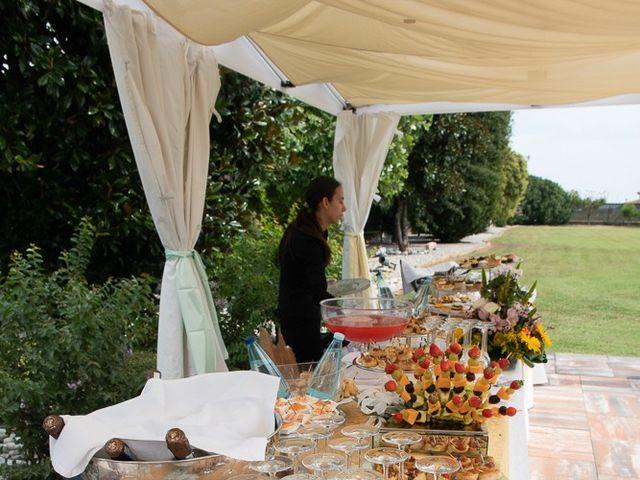 Il matrimonio di Nicolò e Sara a Roccafranca, Brescia 30