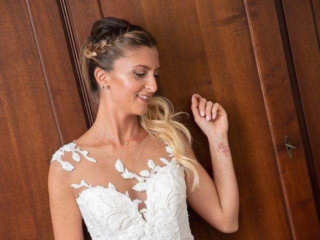 Il matrimonio di Nicolò e Sara a Roccafranca, Brescia 38