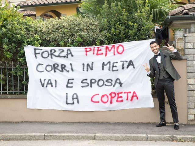 Il matrimonio di Nicolò e Sara a Roccafranca, Brescia 42