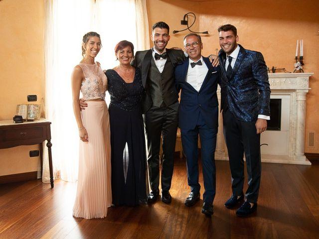 Il matrimonio di Nicolò e Sara a Roccafranca, Brescia 43