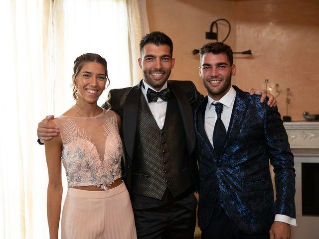 Il matrimonio di Nicolò e Sara a Roccafranca, Brescia 47