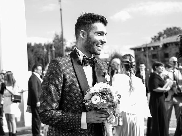 Il matrimonio di Nicolò e Sara a Roccafranca, Brescia 54