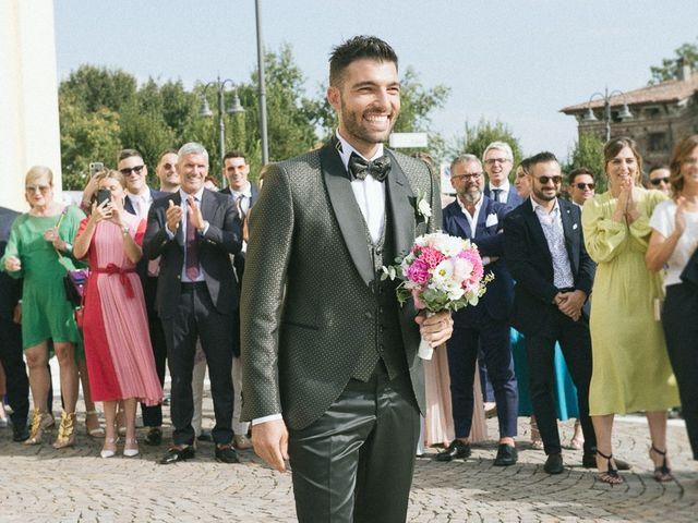 Il matrimonio di Nicolò e Sara a Roccafranca, Brescia 57