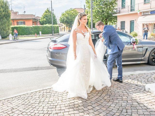 Il matrimonio di Nicolò e Sara a Roccafranca, Brescia 58