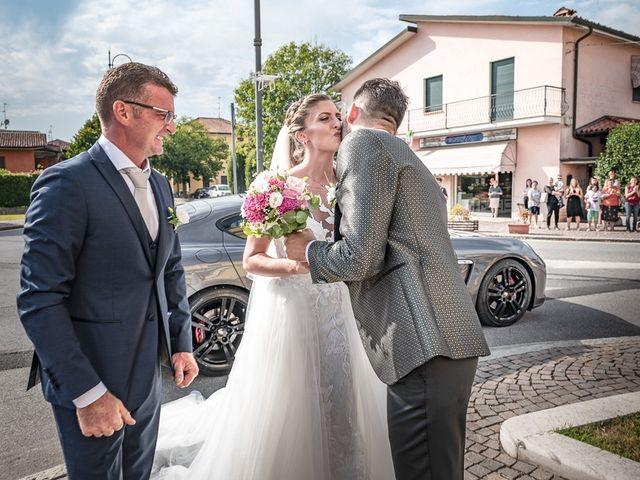 Il matrimonio di Nicolò e Sara a Roccafranca, Brescia 59