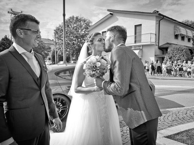 Il matrimonio di Nicolò e Sara a Roccafranca, Brescia 60
