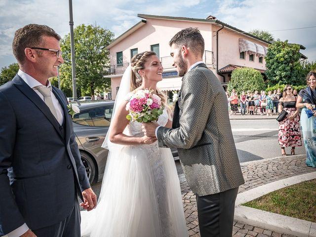 Il matrimonio di Nicolò e Sara a Roccafranca, Brescia 61