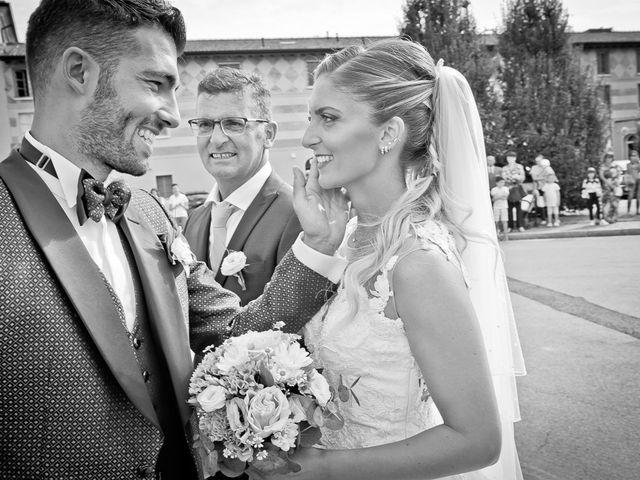 Il matrimonio di Nicolò e Sara a Roccafranca, Brescia 62