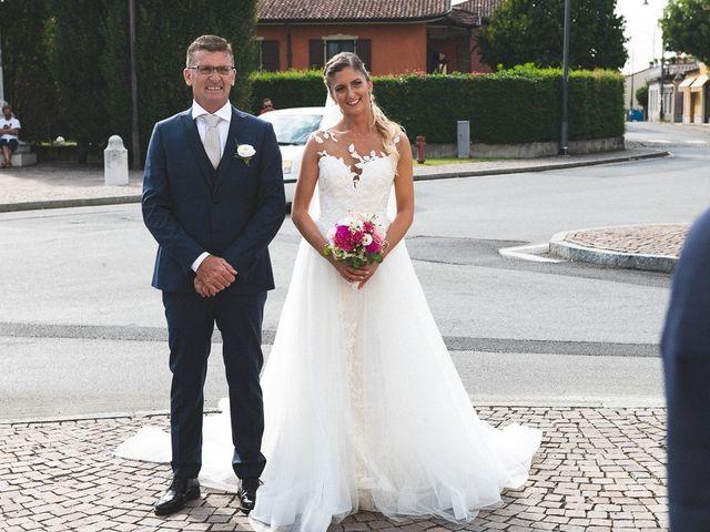 Il matrimonio di Nicolò e Sara a Roccafranca, Brescia 63