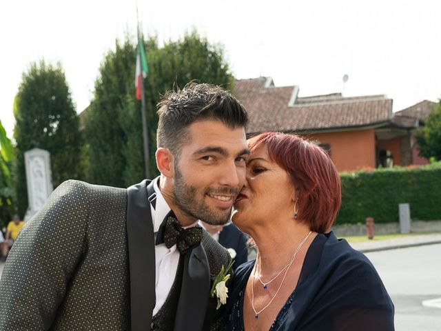 Il matrimonio di Nicolò e Sara a Roccafranca, Brescia 64