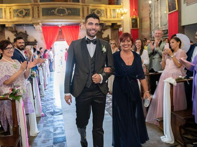 Il matrimonio di Nicolò e Sara a Roccafranca, Brescia 65