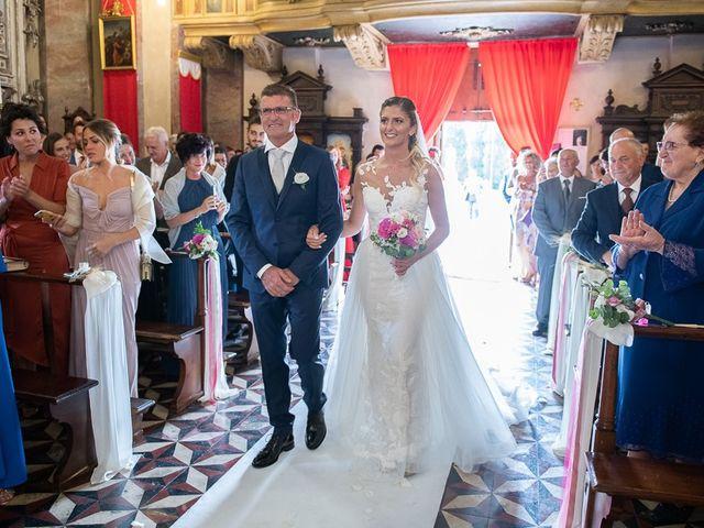 Il matrimonio di Nicolò e Sara a Roccafranca, Brescia 66