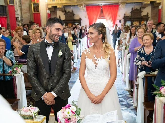 Il matrimonio di Nicolò e Sara a Roccafranca, Brescia 70