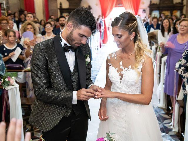 Il matrimonio di Nicolò e Sara a Roccafranca, Brescia 71
