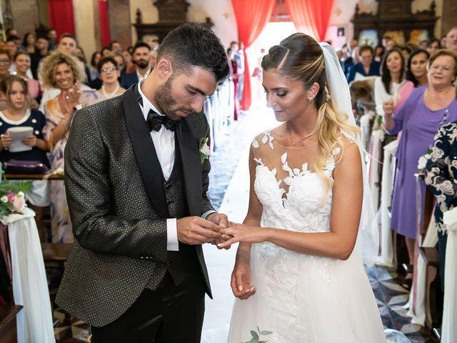 Il matrimonio di Nicolò e Sara a Roccafranca, Brescia 73