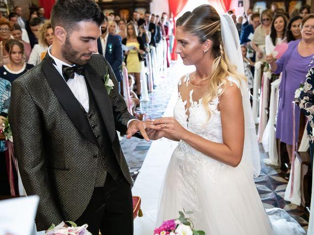 Il matrimonio di Nicolò e Sara a Roccafranca, Brescia 74