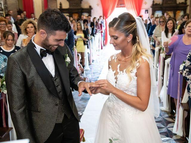 Il matrimonio di Nicolò e Sara a Roccafranca, Brescia 75