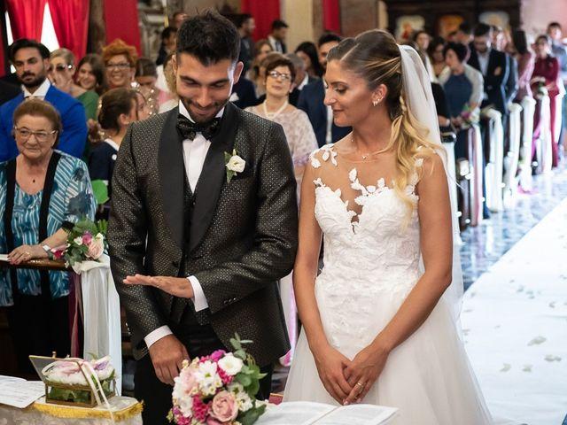 Il matrimonio di Nicolò e Sara a Roccafranca, Brescia 76