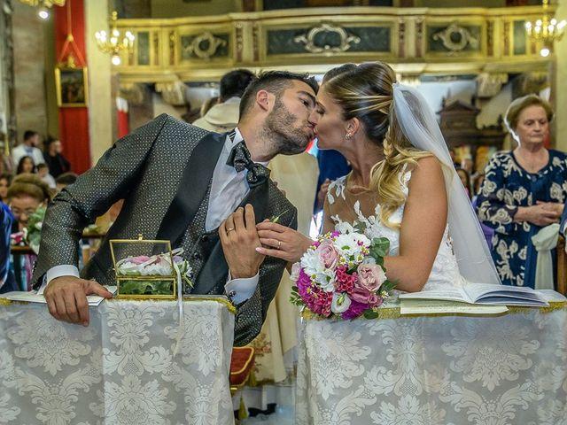 Il matrimonio di Nicolò e Sara a Roccafranca, Brescia 81