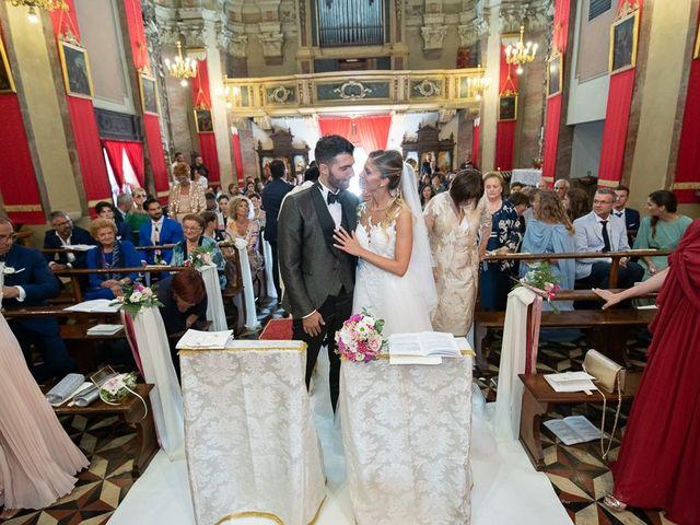 Il matrimonio di Nicolò e Sara a Roccafranca, Brescia 82