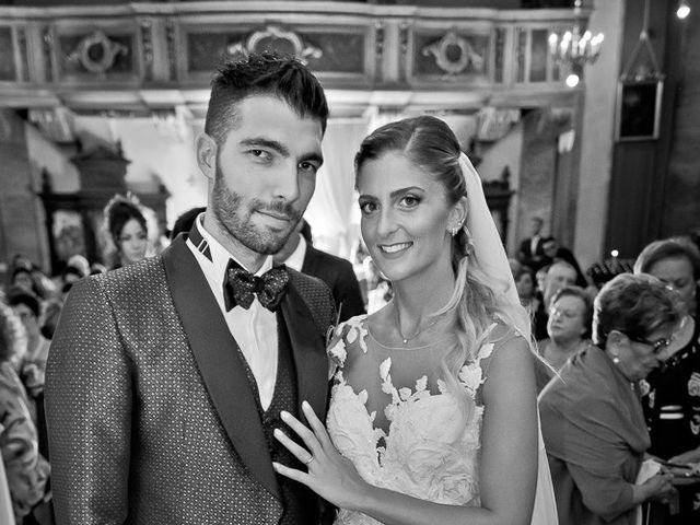 Il matrimonio di Nicolò e Sara a Roccafranca, Brescia 83