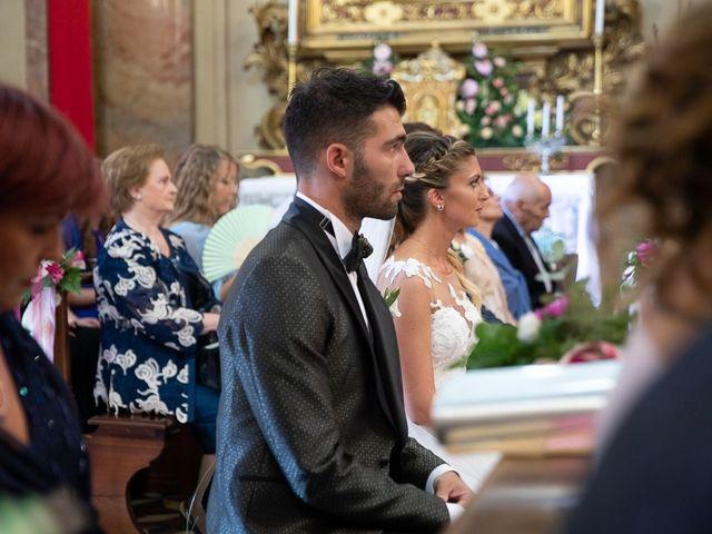 Il matrimonio di Nicolò e Sara a Roccafranca, Brescia 88