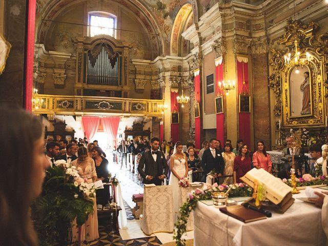 Il matrimonio di Nicolò e Sara a Roccafranca, Brescia 91