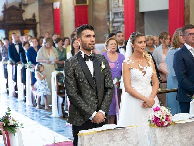 Il matrimonio di Nicolò e Sara a Roccafranca, Brescia 92