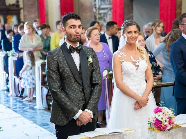 Il matrimonio di Nicolò e Sara a Roccafranca, Brescia 94