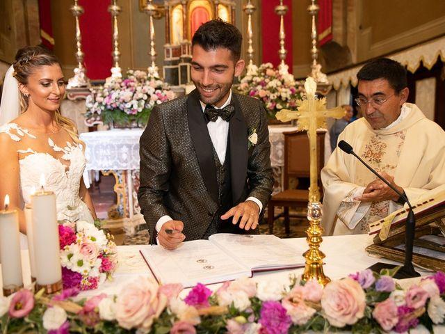 Il matrimonio di Nicolò e Sara a Roccafranca, Brescia 97