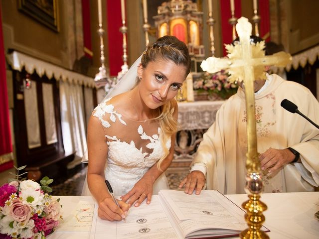 Il matrimonio di Nicolò e Sara a Roccafranca, Brescia 98