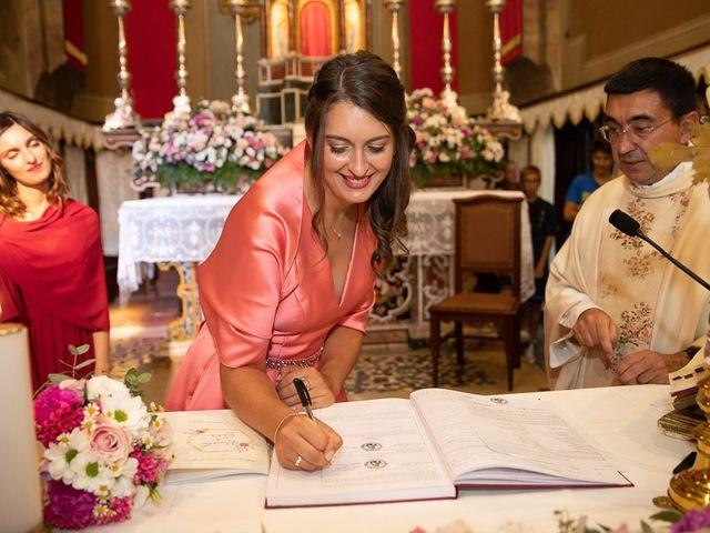 Il matrimonio di Nicolò e Sara a Roccafranca, Brescia 99