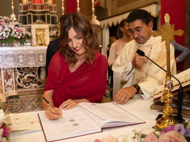 Il matrimonio di Nicolò e Sara a Roccafranca, Brescia 100