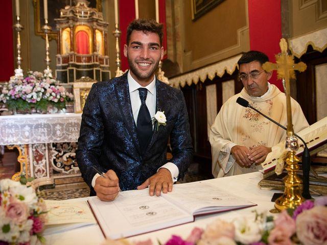 Il matrimonio di Nicolò e Sara a Roccafranca, Brescia 101