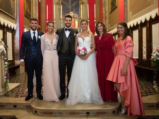 Il matrimonio di Nicolò e Sara a Roccafranca, Brescia 103