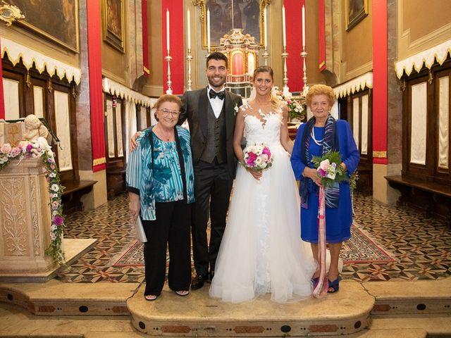 Il matrimonio di Nicolò e Sara a Roccafranca, Brescia 105
