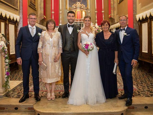 Il matrimonio di Nicolò e Sara a Roccafranca, Brescia 106