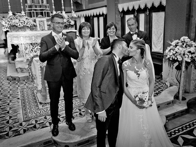 Il matrimonio di Nicolò e Sara a Roccafranca, Brescia 107