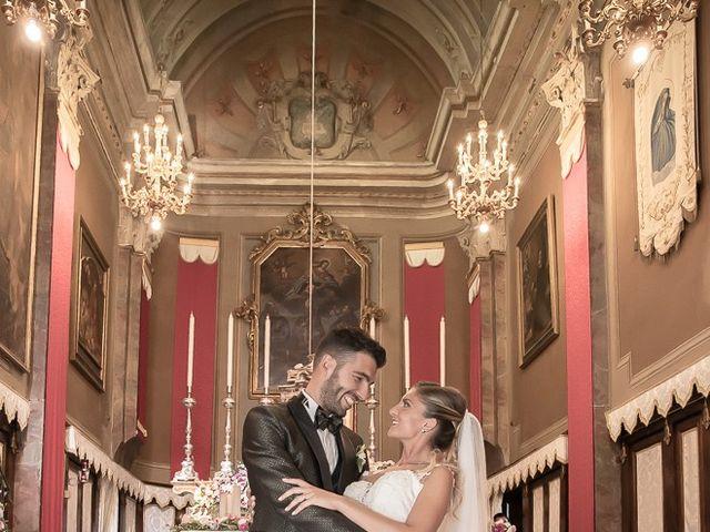 Il matrimonio di Nicolò e Sara a Roccafranca, Brescia 108