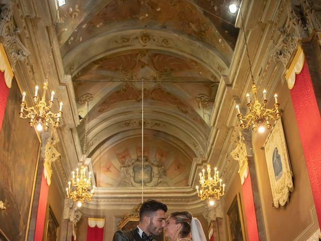 Il matrimonio di Nicolò e Sara a Roccafranca, Brescia 109