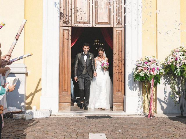 Il matrimonio di Nicolò e Sara a Roccafranca, Brescia 110