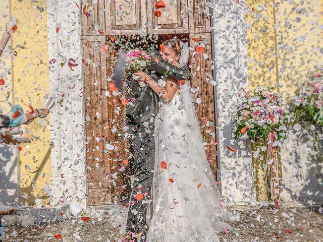 Il matrimonio di Nicolò e Sara a Roccafranca, Brescia 111
