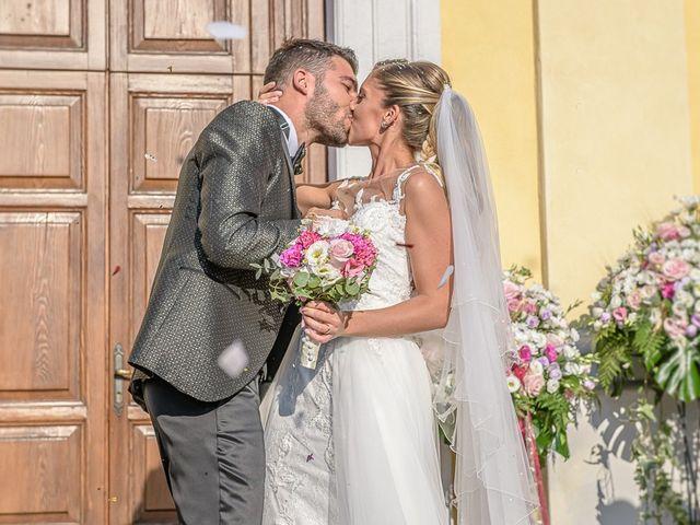 Il matrimonio di Nicolò e Sara a Roccafranca, Brescia 113