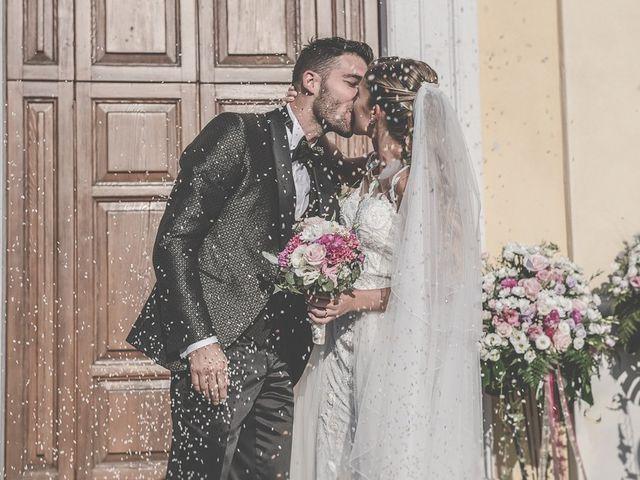 Il matrimonio di Nicolò e Sara a Roccafranca, Brescia 114