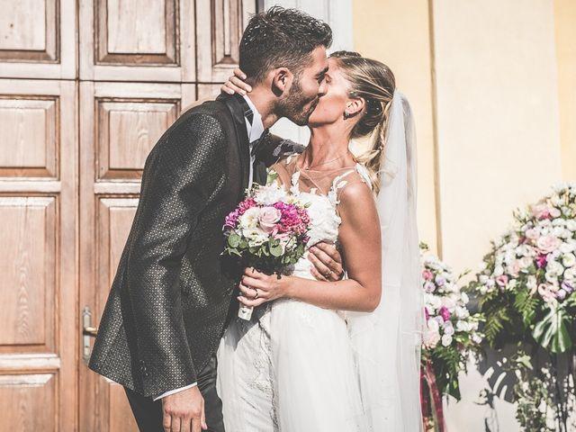 Il matrimonio di Nicolò e Sara a Roccafranca, Brescia 115