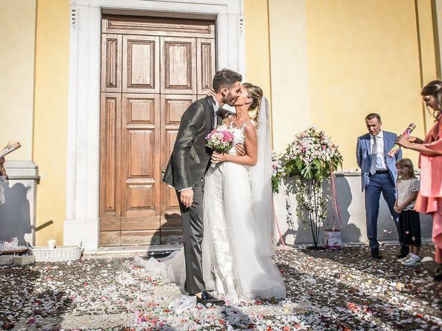 Il matrimonio di Nicolò e Sara a Roccafranca, Brescia 116