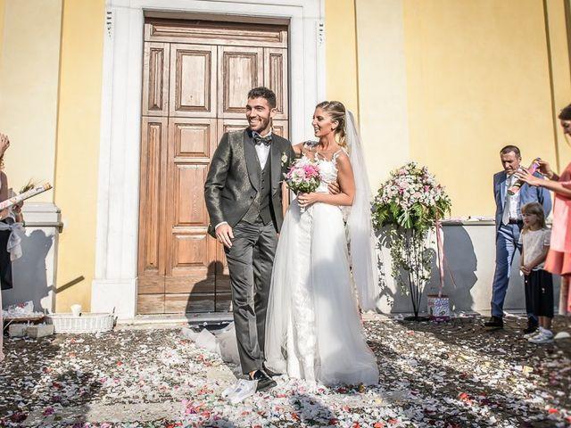 Il matrimonio di Nicolò e Sara a Roccafranca, Brescia 117