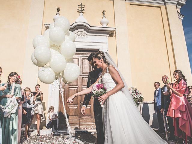 Il matrimonio di Nicolò e Sara a Roccafranca, Brescia 118