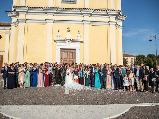 Il matrimonio di Nicolò e Sara a Roccafranca, Brescia 119